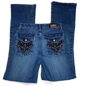 TRU LUXE Jeans bootcut 27/4